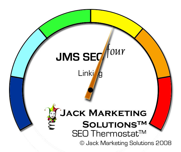 JMS Thermostat Setting 4 - Linking logo