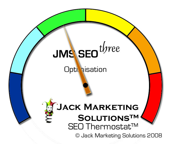 JMS Thermostat Setting 3 - Optimisation logo